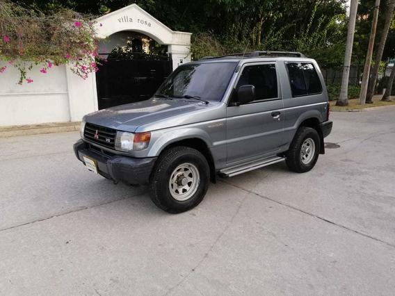 Mitsubishi Montero 1998 V6 Mecánico- Gasolina