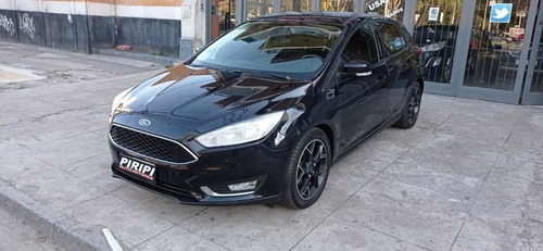 Ford Focus Iii 2.0 Se Plus Mt 2016,$793.000 Y Cuotas Con Dni
