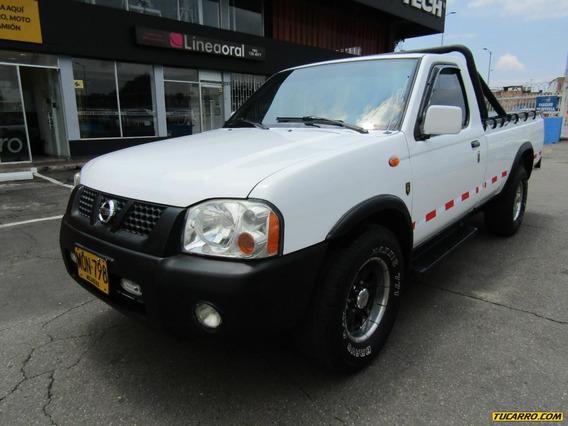 Nissan Frontier Full Equipo
