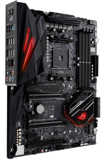 Asus Rog Crosshair Vii Hero Amd Ryzen 2 Am4 Ddr4 M.2 Usb 3.1