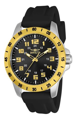 Reloj Invicta 21840 Negro Hombres