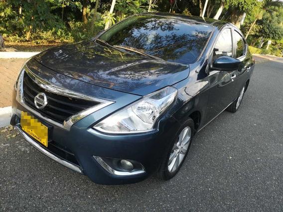 Nissan Versa 2015 Advance Full Equipo