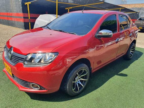 Renault Logan Expression Mec 2019 1.65cc