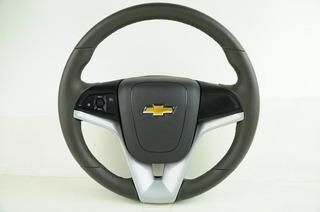 Volante Cruze Couro Comando De Som Led Astra Comfort 2.0 05