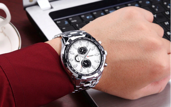 Relógios Masculino Curren