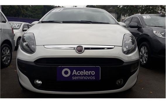 Fiat Punto 1.4 Attractive Italia 8v Flex 4p Manual