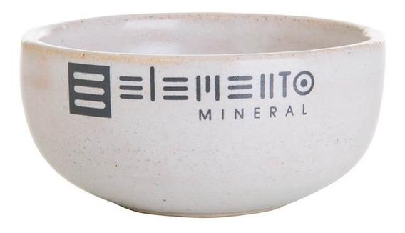 Bowl De Cerâmica Elemento Mineral