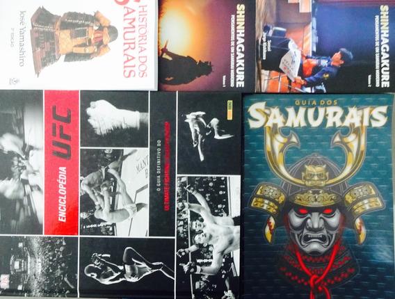 Shin Hagakure Guia História Dos Samurais Enciclopédia Ufc