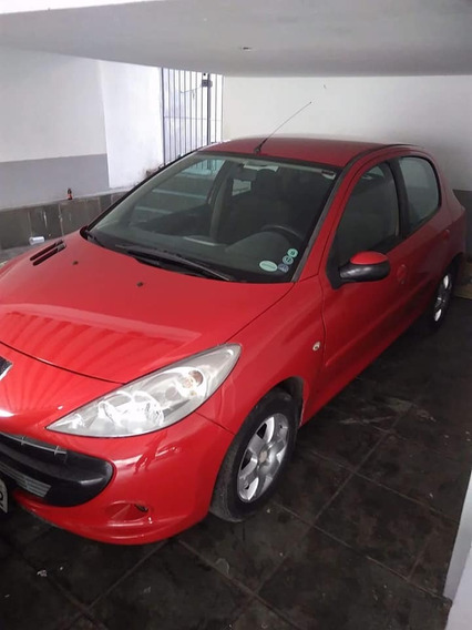 Peugeot 207 1.4 Xr Flex 5p Abcdesmonte