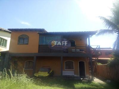 Casa De Praia De 3 Quartos Ótima Oportunidade Em Unamar- Cabo Frio!! - Ca1149