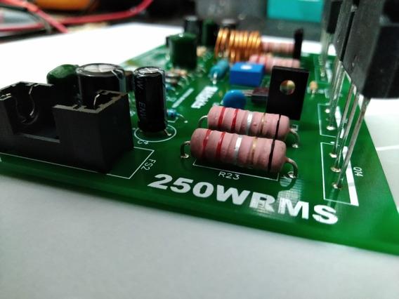 Placa Amplificador St250 Superstrong