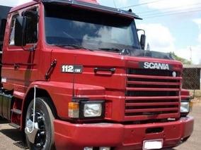 Scania T 113 360 - 1994 - 6x2 - Unico Dono - R$ 89.990,00