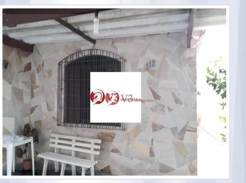 Casa À Venda, 106 M² Por R$ 510.000,00 - Vila Guilhermina - São Paulo/sp - Ca0098