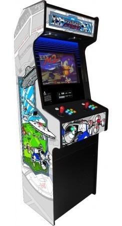 Máquina Arcade, Vídeo Juego, Nintendo, Playstation,consola