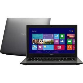 Notebook Cce Win T345 I7 4gb 500gb Windows 14