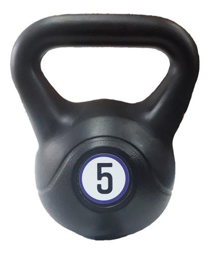 Pesa Rusa Kettlebell 5 Kg Funcional Crossfit Fitness