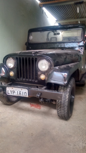Jeep Willys Ano 67