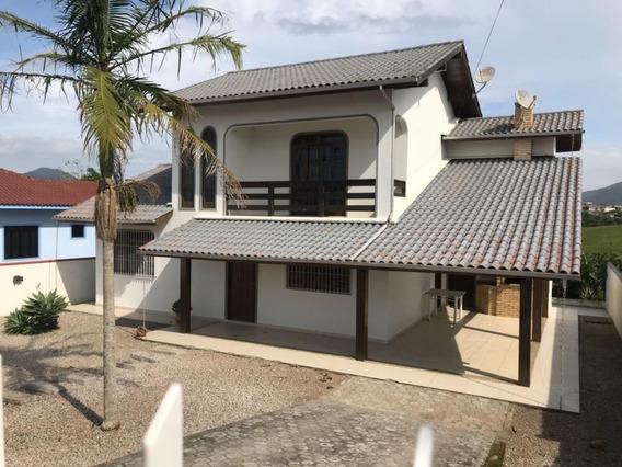 Casa Em Governador Celso Ramos - Ca2327