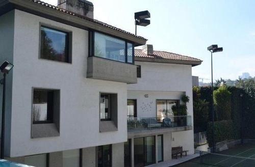 780- Hermosa Casa En Privada En En Lomas De Chapultepec