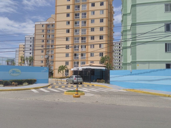 Apt No Cond Villa Maestria Com 70m² No Bairro Farolândia - Ca535