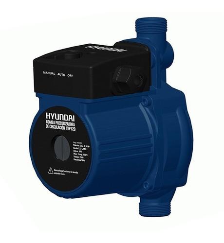 Imagen 1 de 3 de Bomba Hyundai Presurizadora 0,16 Hp Hyp120 La Quincallería