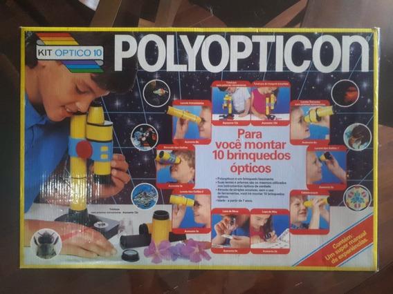 Polyopticon (kit Óptico 10) - Completo!