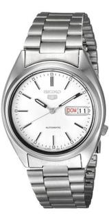 Reloj Seiko 5 Automatico Snxf01 Hombre Nuevo Garantía 12m.