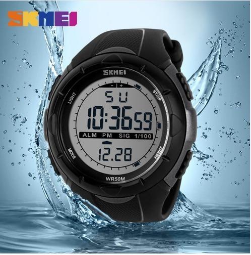 Relógio Masculino Esportivo Skmei Digital 1025 - Original