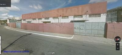 Galpão Rua Nilo Peçanha Com 7.600m² - Plataforma Com Rampa Para Empilhadeira - Gl00009wm