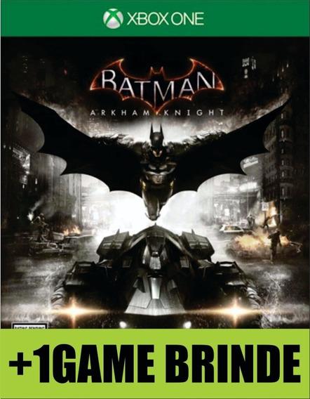Batman Arkham Knight Xbox One Mídia