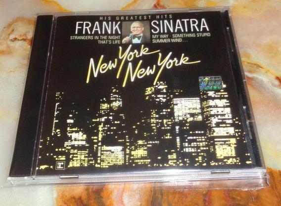 Frank Sinatra - New York New York - Cd Arg.