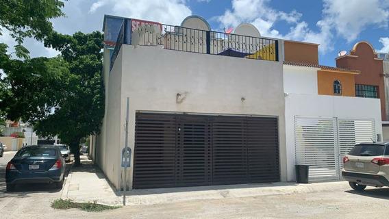 Renta De Casa Amueblada Cerca De Av. Las Torres