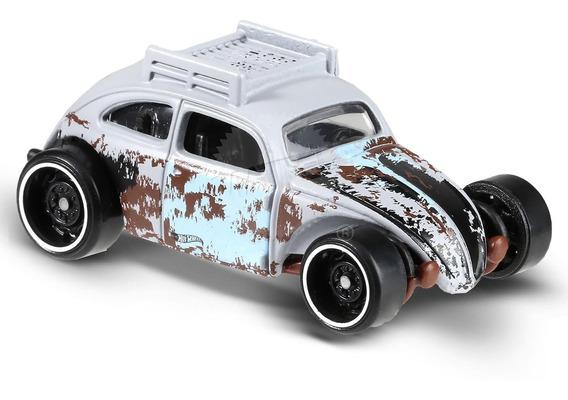 Hot Wheels - Custom Volkswagen Beetle Fusca - Fyf77