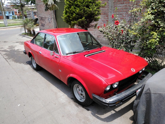 Fiat 124 Sport Coupe 1975