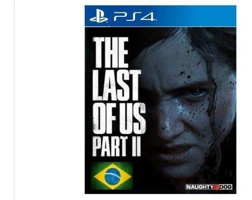 The Last Of Us Part 2 Mídia Fisica Ps4 Lacrado Português