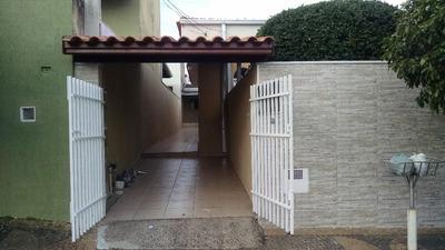 Casa Residencial Para Locação, Santa Cruz, Americana. - Codigo: Ca1119 - Ca1119