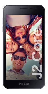 Celular Libre Samsung Galaxy J2 Core 16gb Negro
