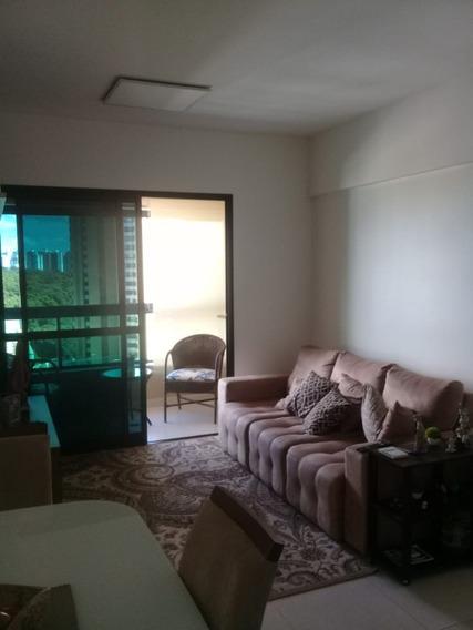 Apartamento A Venda 2 Quartos Suítes 57m2 Na Pituba - Lit553 - 34671081