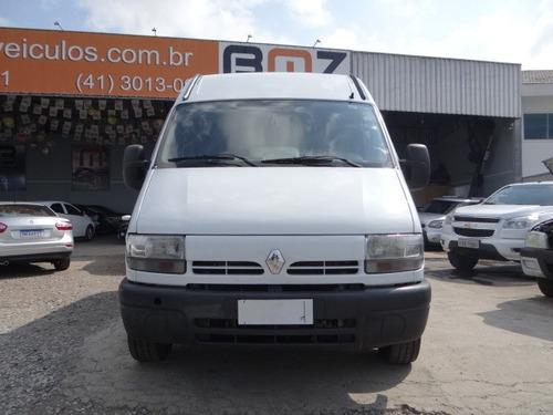 Master 2.3 Dci Minibus Standard L2h2 16 Lugares 16v Diesel