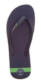 Chinelo Babolat Flip Flop Wimbledon ( Preto )