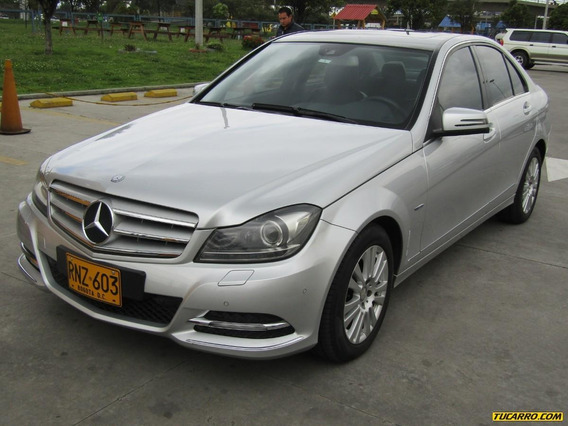 Mercedes Benz Clase C Elegance