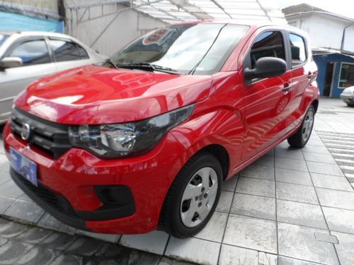 Imagem 1 de 12 de Fiat Mobi Like 4 Portas 2019, Único Dono, Completo Excelente