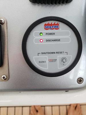 Revisão Sistema Fixo Sea-fire Automático Manual Seafire