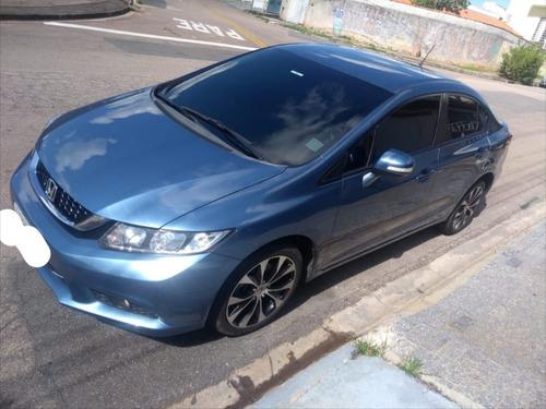 Honda Civic 2015 Automático