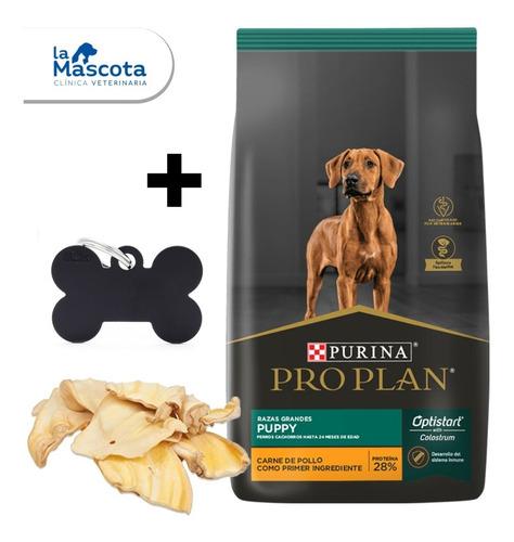Imagen 1 de 5 de Pro Plan Cachorro Razas Grande 15kg + Regalos!! Comida Perro