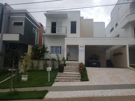Casa À Venda Em Loteamento Alphaville Campinas - Ca276251