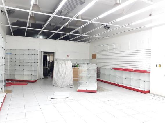 Loja Em Centro, Santos/sp De 600m² Para Locação R$ 10.000,00/mes - Lo279817