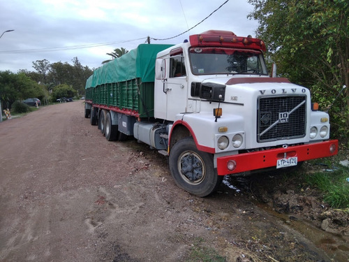 Scania + Volvo N10 + Empresa Comunicarse Al 099520227