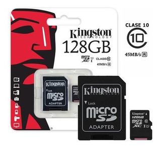Memoria Kingston 128gb - Audiomobile