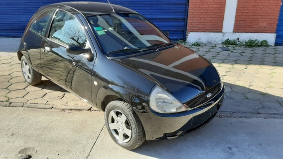 Ford Ka 2007 1.0 Plus Aa Tattoo